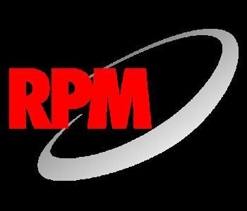 RPM Logo Clear